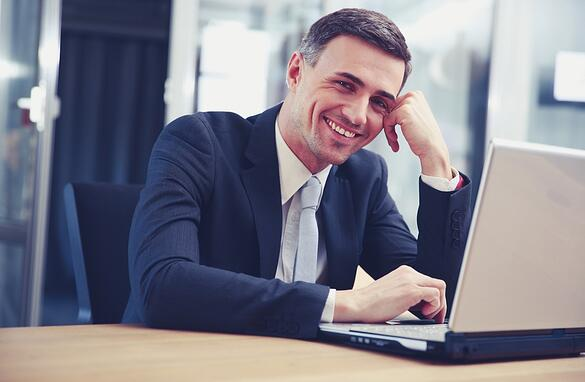Happy productive employees have great IT. Document management can help
