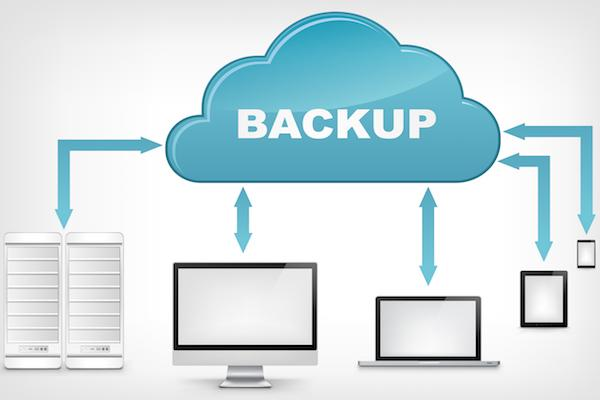 Keep Backups of All Data