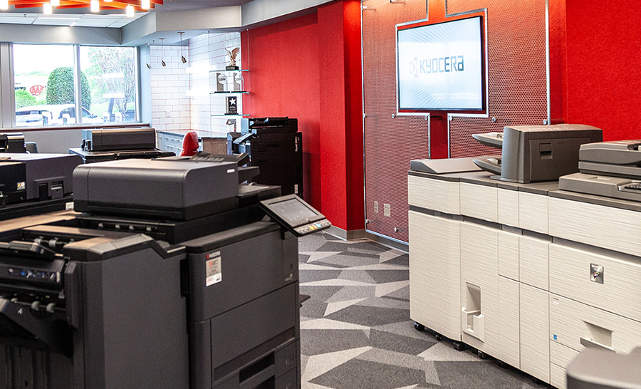 Coordinated Business Systems Printers and Copiers