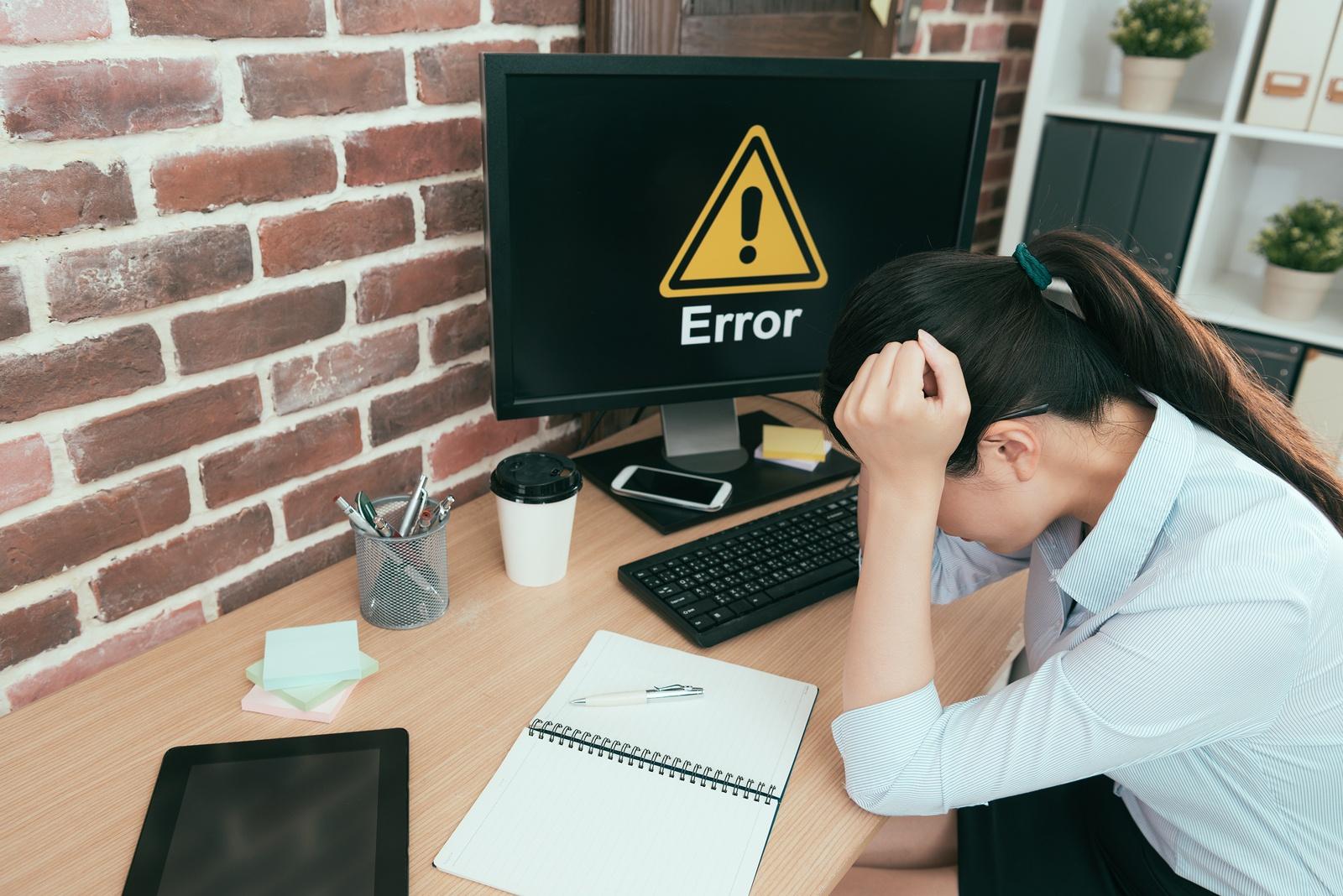 What copier error codes mean on your Kyocera copier