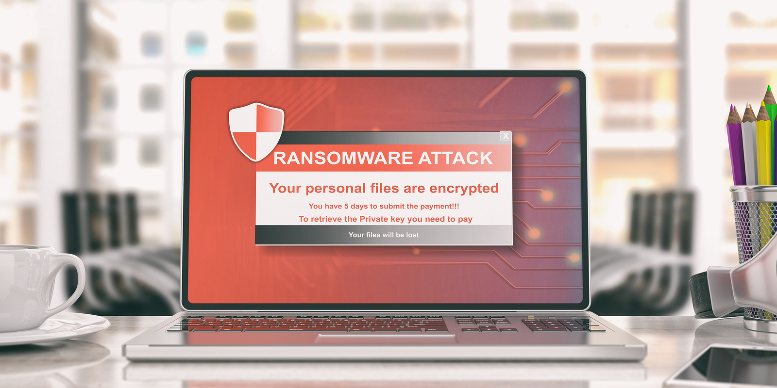 Every SMB should know these 4 things about ransomware and your network security.