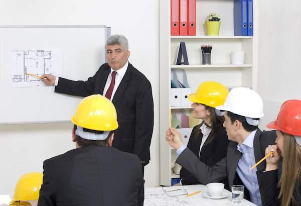 Schedule Meetings on Work Safety