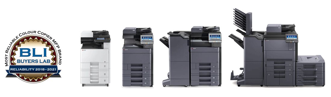 Kyocera top printers for 2021